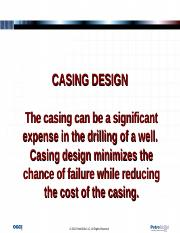 Casing Design.pps