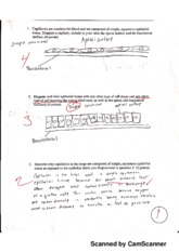 Biology 171 biodiversity and evolution quiz 4