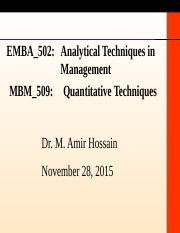 EMBA502&MBM509_Day6