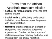 19-20_Terms from the African Apartheid truth commission