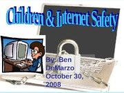 Children Internet Safety Ppt-1