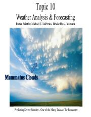 Topic_10_-_Weather_Analysis_and_Forecasting