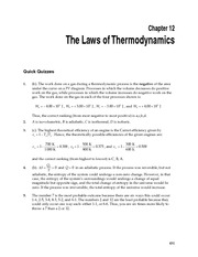 physics - ch 12 solutions