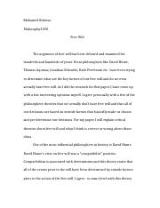 kant v mill abortion essay lauren nuelle phil paper  5 pages muhamed kulovac will