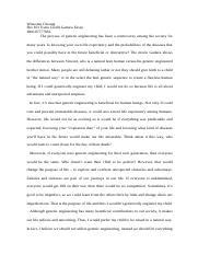 BIO 101 : Human Biology - SUNY Stony Brook - Page 1 - Course Hero