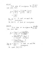 Homework Assignment #3 (solutions)