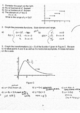 precalculus piecewise functions worksheet 1 consider the graph on the right a is y a function. Black Bedroom Furniture Sets. Home Design Ideas