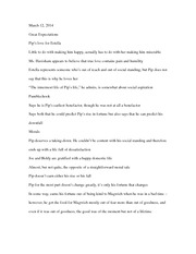 great expectations self improvement essay What role does social class play in great expectations what role does social class play in great expectations essay pip's desire for self-improvement is.