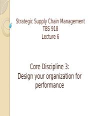TBS918-Lecture 6