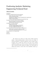 TN05 (Chap 4) - Positioning Technical Note