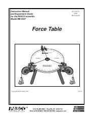 Force Table.pdf
