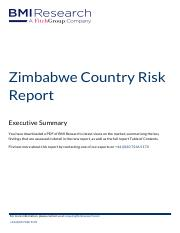 executiveSummary-Zimbabwe-Country-Risk-Report-335914