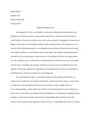 The Great Gatsby Essay.docx