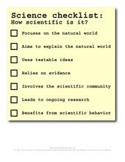 science_checklist