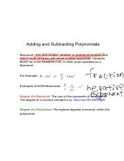 5.1 - Adding and Subtracting Polynomials.pdf
