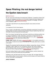 Spear Phishing_info