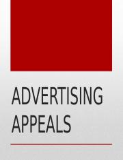 ADVERTISING APPEALS FINAL.pptx