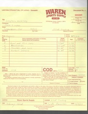 ACCT385 Woolley Bill of Lading 6890BR