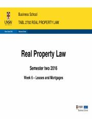 TABL 2792_week 6_Leases and Mortgages.pdf