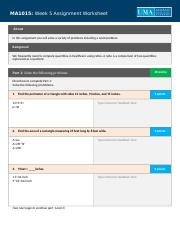 MA1015_Wk5_Worksheet