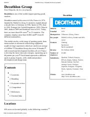 Decathlon Group - Wikipedia, the free encyclopedia