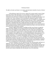 Paper on Gender and Humor's Effect on Likeability