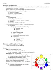 ID Unit 1 notes