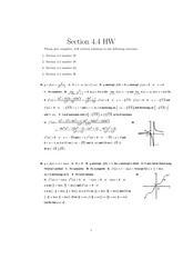 HW Section 4.4 Solutions