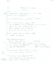 COMM100- Communication Models Notes
