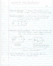 ECE 201 - Handnotes - Lecture 11 - Source Transformations - F11