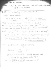 PHYS 2170 HW 4 Solutions