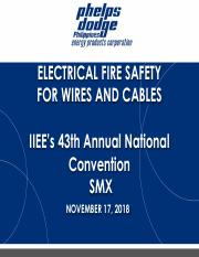 ELectrical Fire safety IEEE convention 2018.pdf