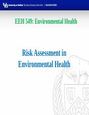 EEH549  Risk Assessement 2-08-16