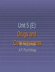 A.P._Psychology_5_(E)_-_Drugs_and_Consciousness.ppt