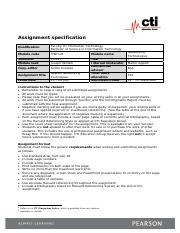 ITNT121 – Assignment – Specification (V1.0).pdf