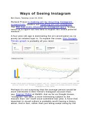 1 Week 5a READING THEORY Ways of Seeing Instagram.docx