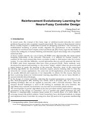 03of22 - Reinforcement Evolutionary Learning for Neuro-Fuzzy Controller Design.pdf