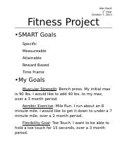 Fitness Project.docx