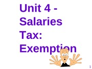 04_Salary tax exemption - s