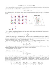Phys 315 Lattice Sites Homework Solutions