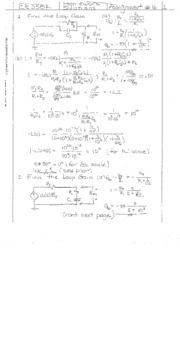 HW_16 Solutions