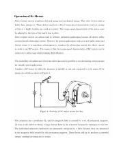Operation of Dc Motors.docx