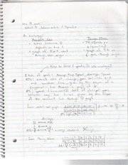 Math 112  Lecture Notes 5B