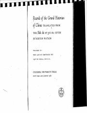 0914Records of the Grand Historian of China.pdf