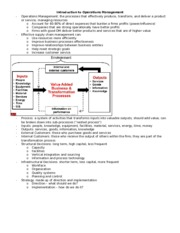 Operations Studyguide (1).doc