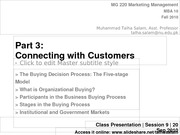 Session 9 - MG 220 MBA - 20 Sep 10