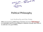1200 Political Philosophy Notes