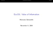 eco331-10-ValueOfInformationHandout