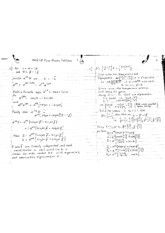 Math 4B Differential Equations_Final Review Practice Questions