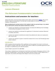 286410-the-reluctant-fundamentalist-teacher-s-instructions-and-student-activity-lesson-element-task-